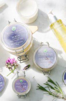 Organic Minerals Lavendel Lijn