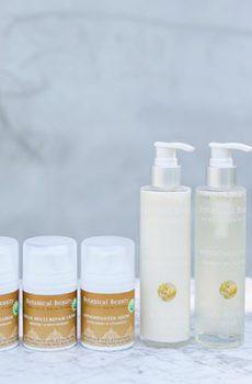 Organic Argania Face Care